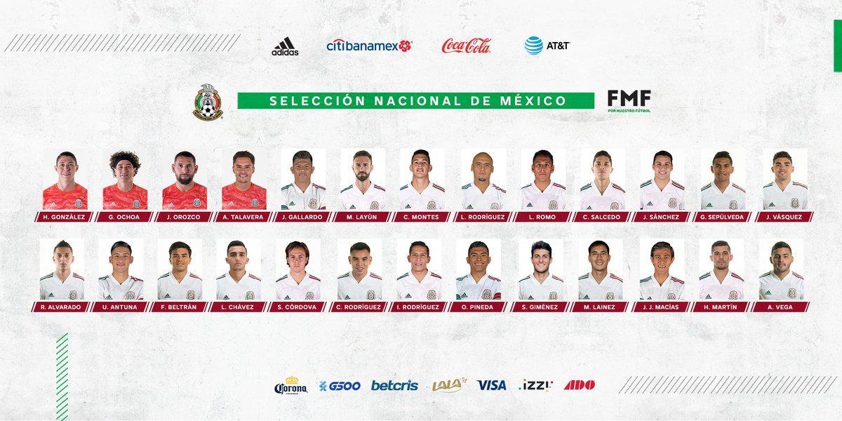 'Tata' Martino define lista de convocados de la Selección Nacional