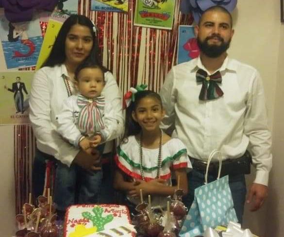 Arturo celebra su primer añito