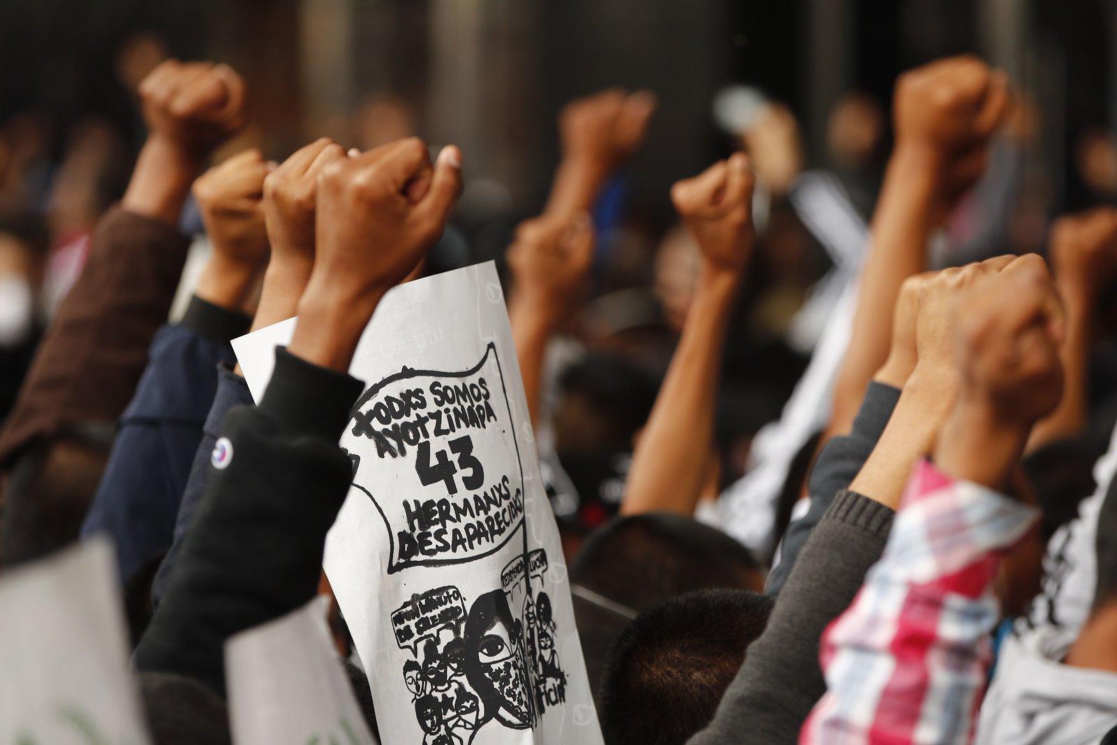 A seis años, paradero de los 43 normalistas de Ayotzinapa aún es prioridad
