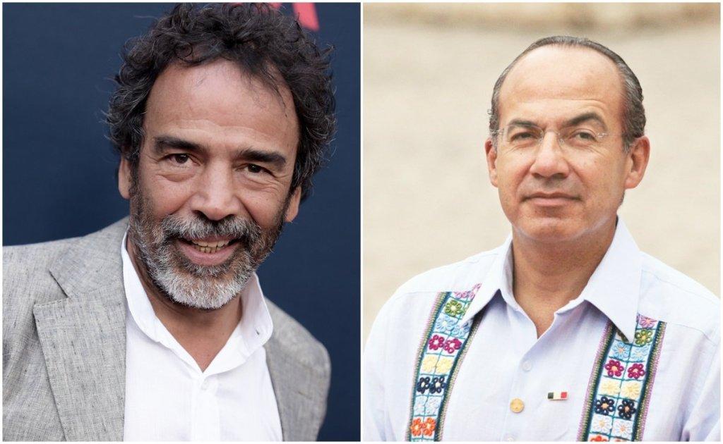 Pelean en Twitter Felipe Calderón y el actor Damián Alcázar por tema de fideicomisos