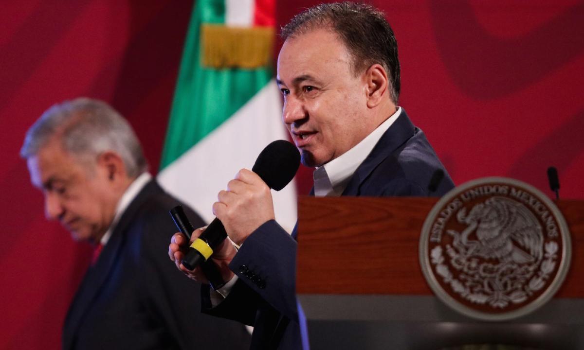 Homicidio doloso no es único parámetro para medir inseguridad': Alfonso  Durazo