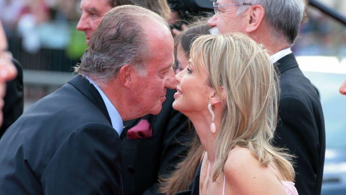 Corinna dice que el rey Juan Carlos movió grandes sumas entre Suiza y Madrid