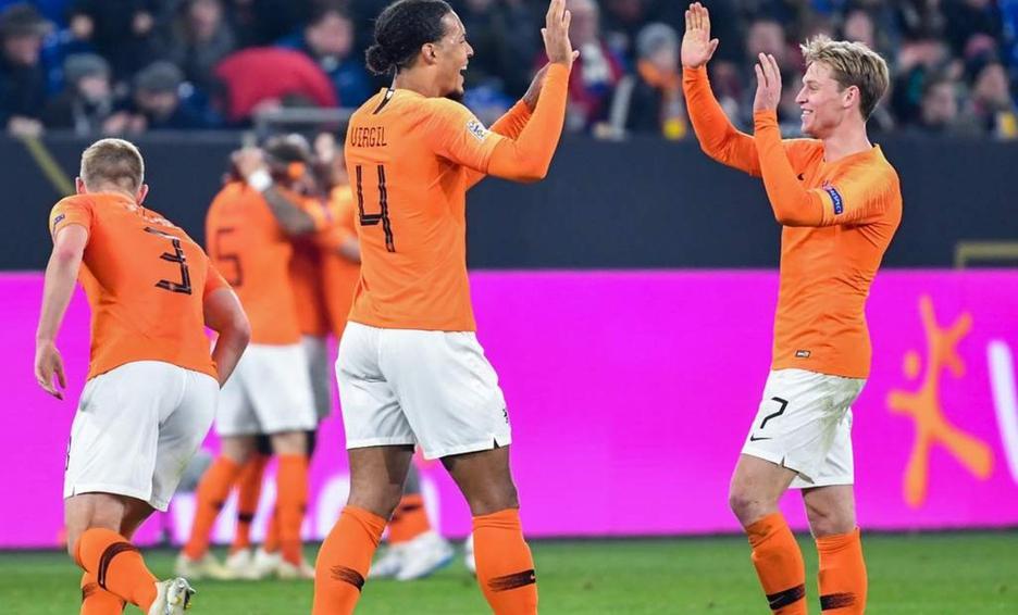 """Van Dijk: """"México es un equipo lleno de pasión"""""""