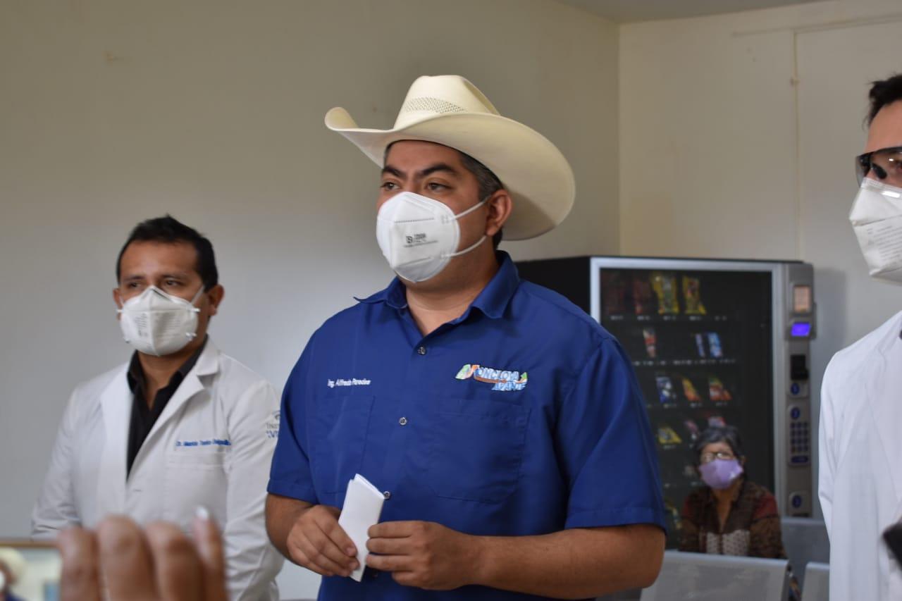 Los 200 mdd de AHMSA es tema político: Alfredo Paredes
