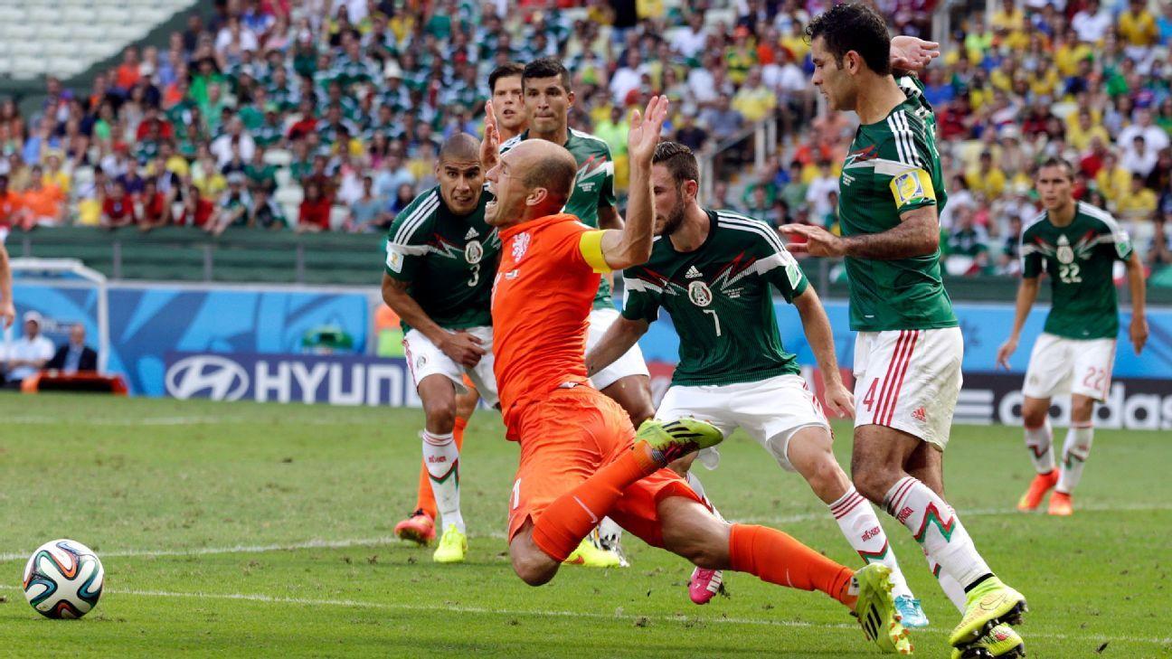 DT de Holanda prefería no jugar contra México