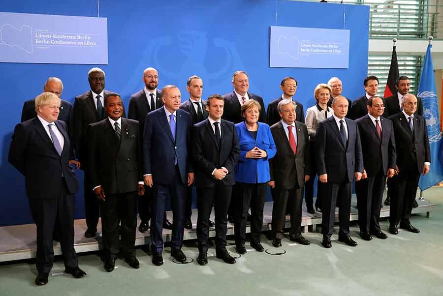 Libia se encuentra ante 'oportunidad única' para avanzar hacia la paz, ONU