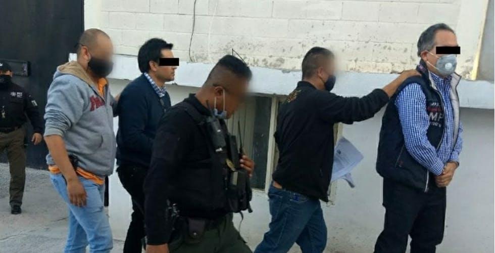A prisión ex Alcalde de Ramos,Ramón Oceguera por peculado