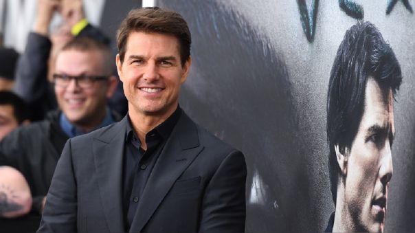 Tom Cruise afronta ya en Roma su séptima 'Misión Imposible'