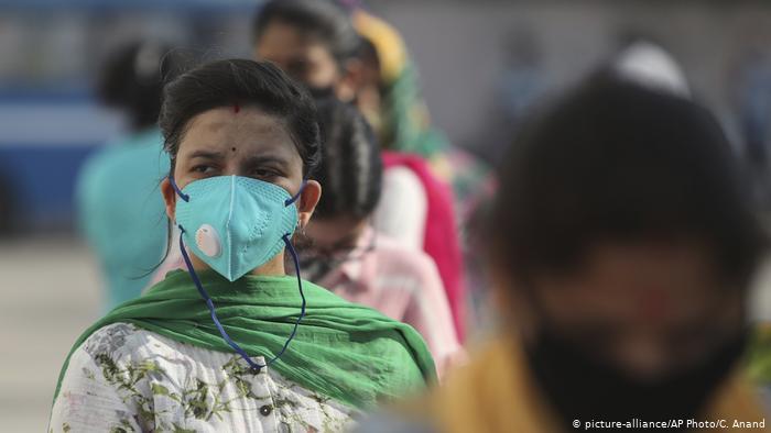 Los casos de coronavirus a nivel mundial llegan a 35.3 millones