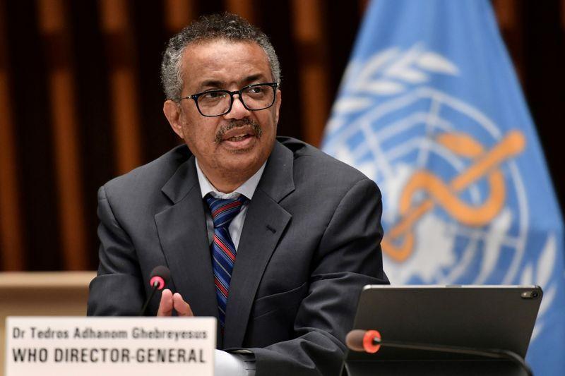 Director general OMS expresa su esperanza en que haya vacuna a finales de año