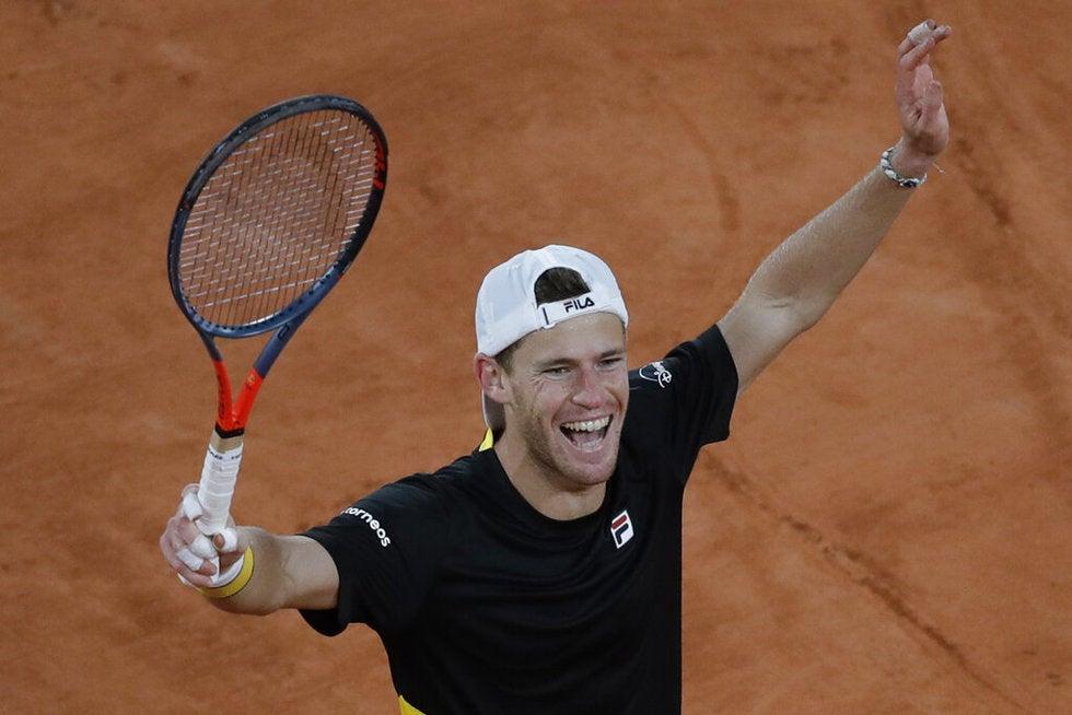 Alcanza la semifinal del Ronald Garros