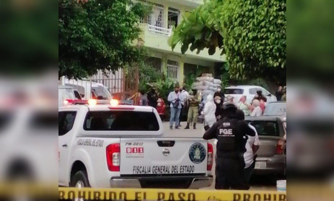 Asesinan a primo de Jorge Campos en Acapulco