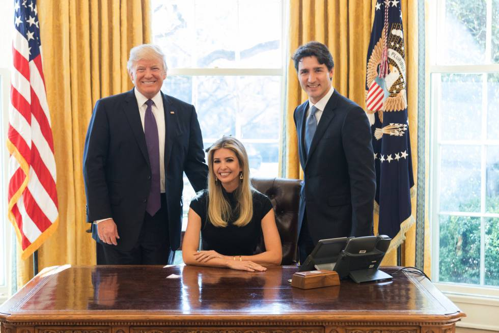 La Casa Blanca prepara el Despacho Oval para que Trump vuelva a trabajar allí