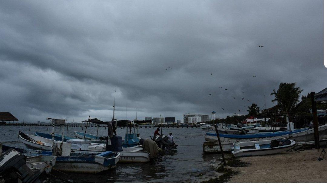 FOTOS: Los daños tras el impacto de 'Delta' en Quintana Roo