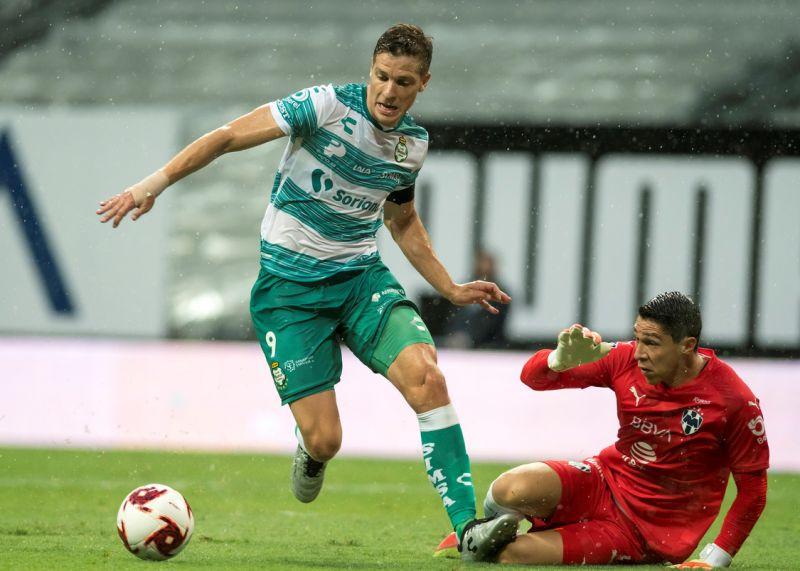 El argentino Furch reconoce que la falta de goles le restó autoestima
