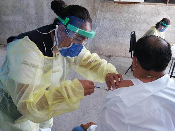 Inicia Cuatro Ciénegas vacunación contra la influenza