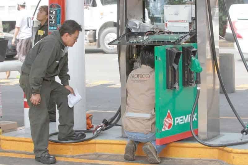 Desde este jueves, cárcel si alteran bombas de gasolineras