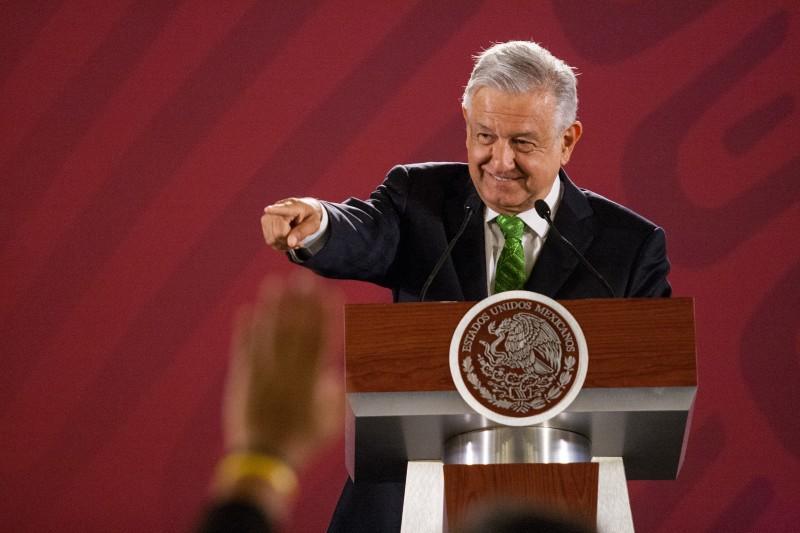 Defiende encuesta para definir presidencia nacional de Morena: AMLO