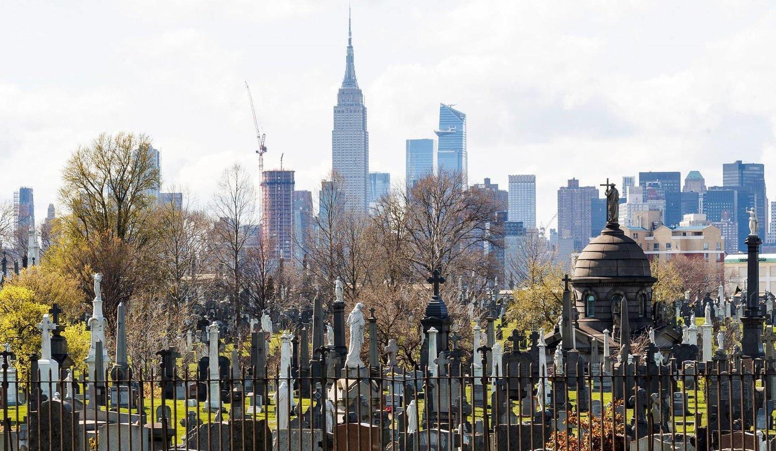 Nueva York lanza mapa 'online' ciudadano con las zonas cerradas por COVID-19