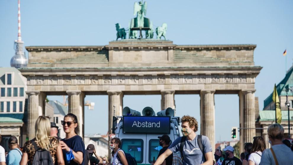 La segunda ola de contagios bate récords en Europa
