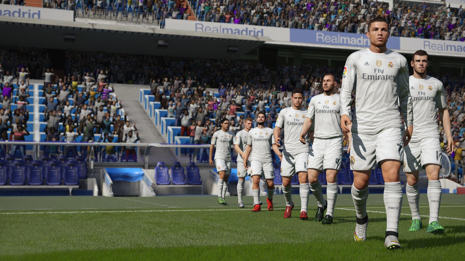 El Real Madrid firma una alianza con PlayStation