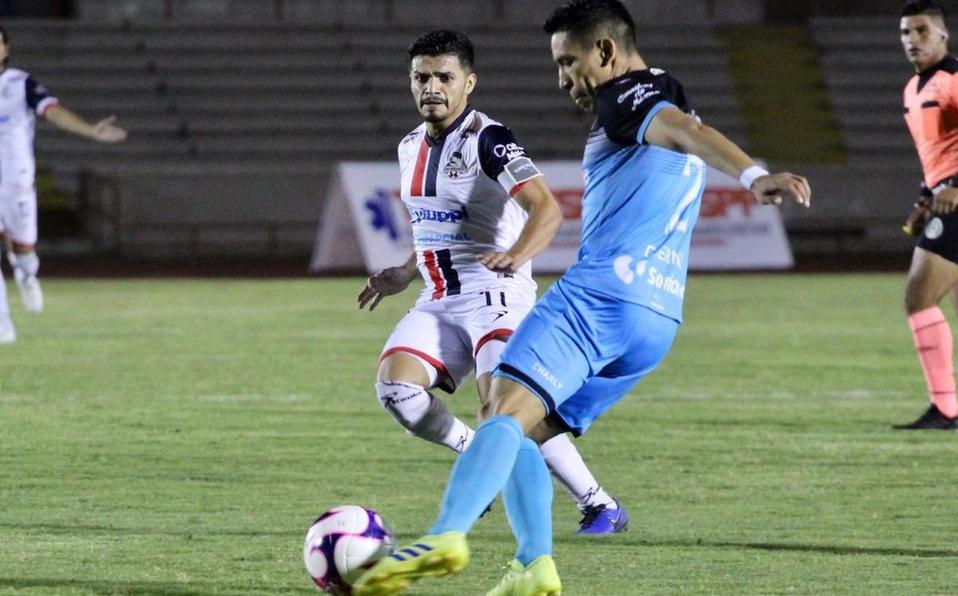 Cimarrones vence a la Jaiba Brava en la liga Expansión