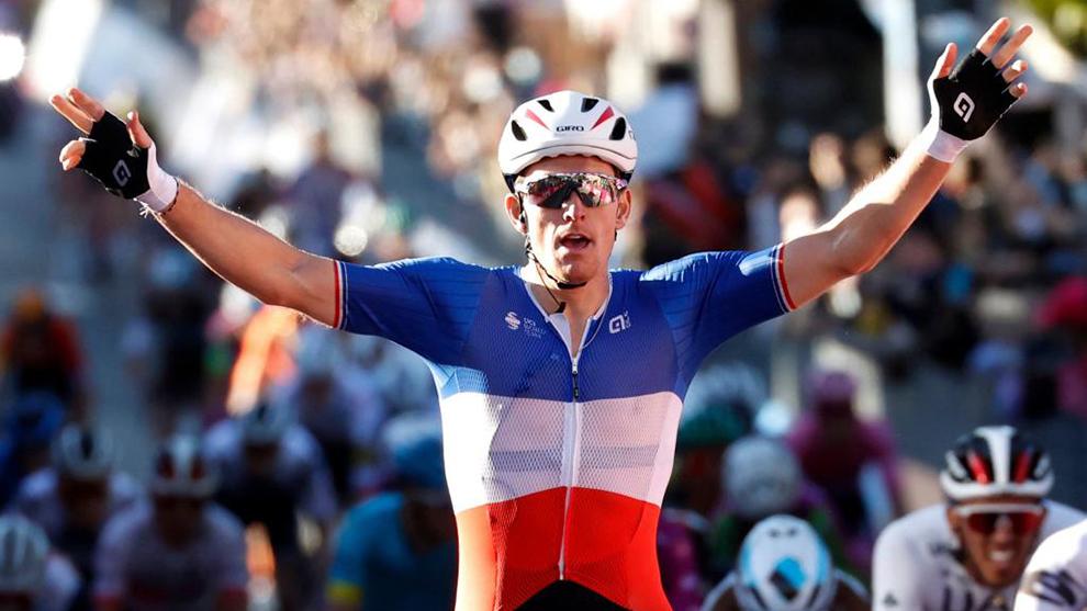 Arnaud Démare gana sexta etapa
