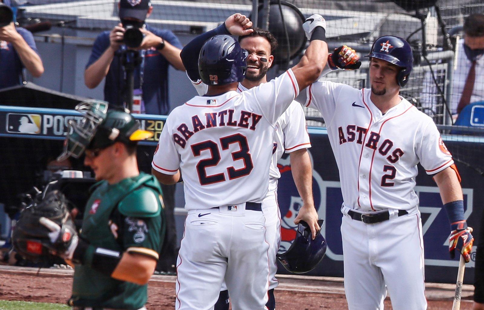 Astros está en la final divisional