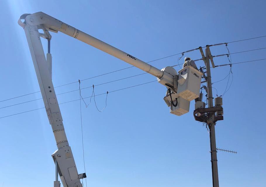Desperfecto eléctrico deja sin  agua a usuarios del SIMAS