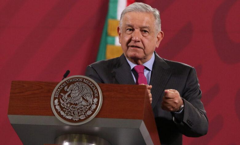 'No se refería a México', dice AMLO sobre pronósticos de Carstens