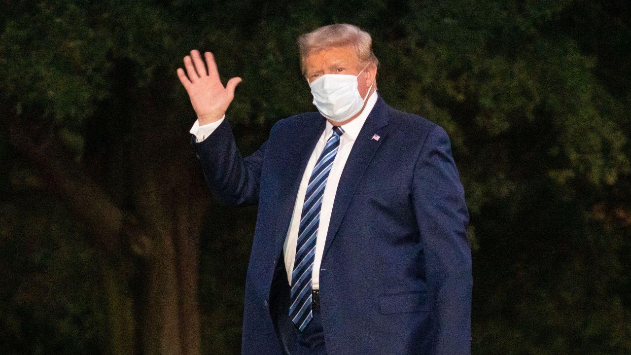 COVID-19 no es menos letal que la gripe, como sostiene Trump