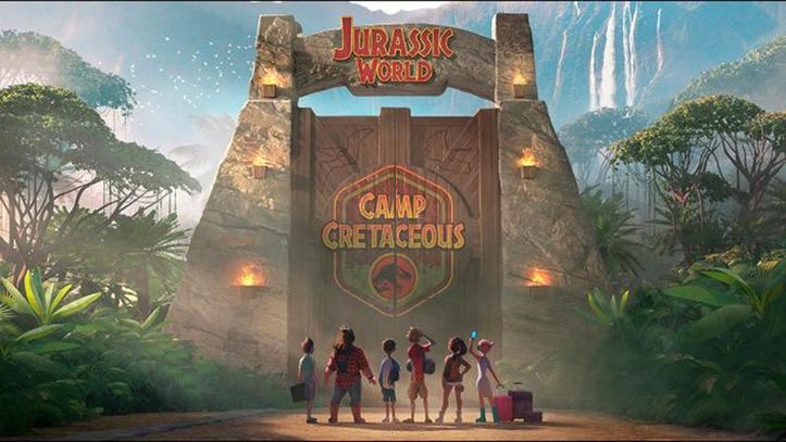 Serie 'Parque Jurásico' de Netflix anuncia segunda temporada