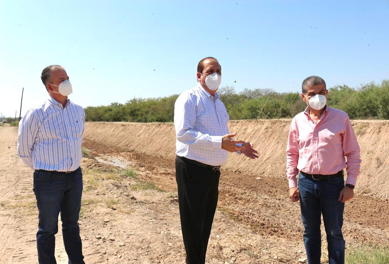En Coahuila se mantiene el impulso  a infraestructura en cada región