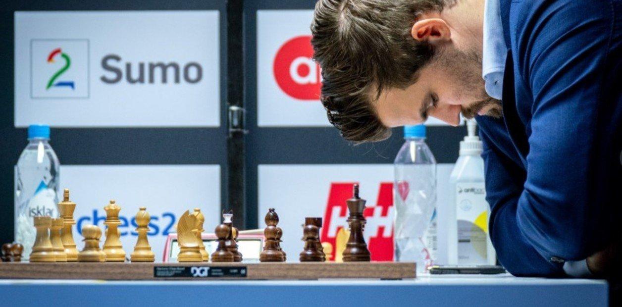Magnus Carlsen pierde una partida de ajedrez clásico tras 2 años y 2 meses de invicto