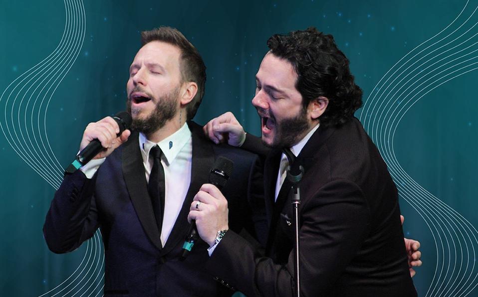 El tenor Arturo Chacón y Noel Schajris ofrecerán concierto online