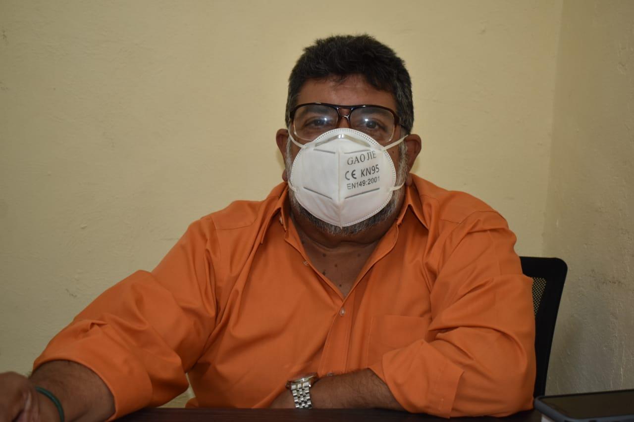 Garantiza Nadadores  dosis contra la influenza