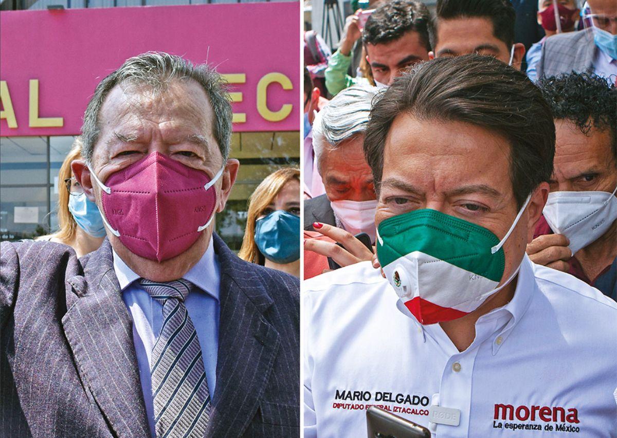 División por encuesta llega a bancadas de Morena