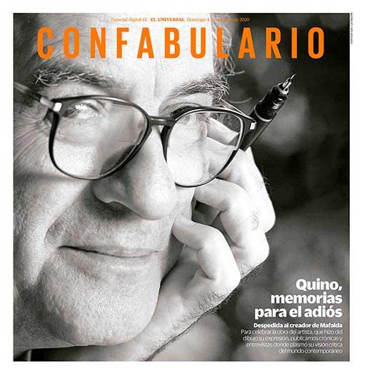 Adiós al guardián del planeta, en Confabulario: Mario Molina