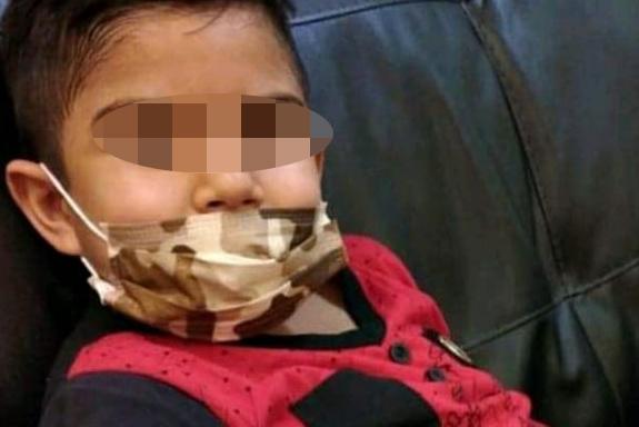 Clama ayuda para medicamento de su hijo que padece leucemia