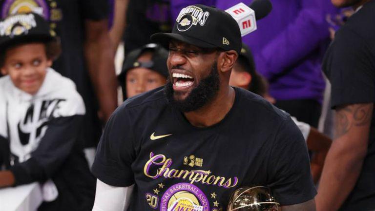 LeBron James el eterno MVP