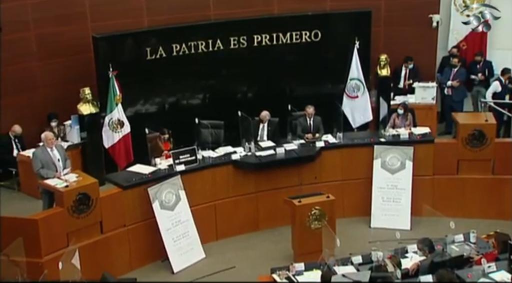 'Basta de mentiras', dicen senadores del PAN a López-Gatell
