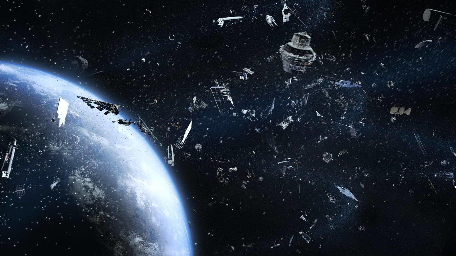 La basura espacial amenaza las expediciones del futuro: ESA