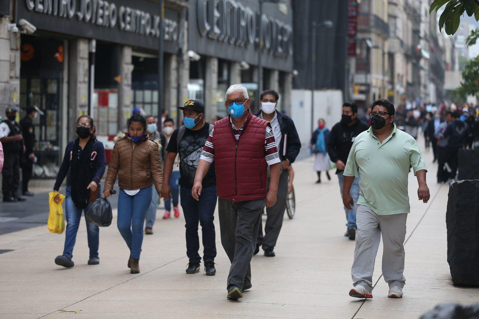 Suman 84,420 los decesos por COVID-19 en México