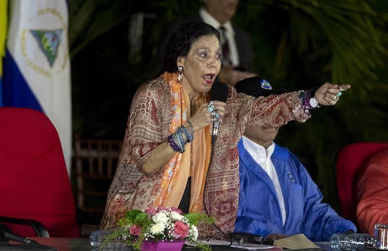 La paz de Nicaragua ha sido interrumpida 'desde fuera', según el Gobierno