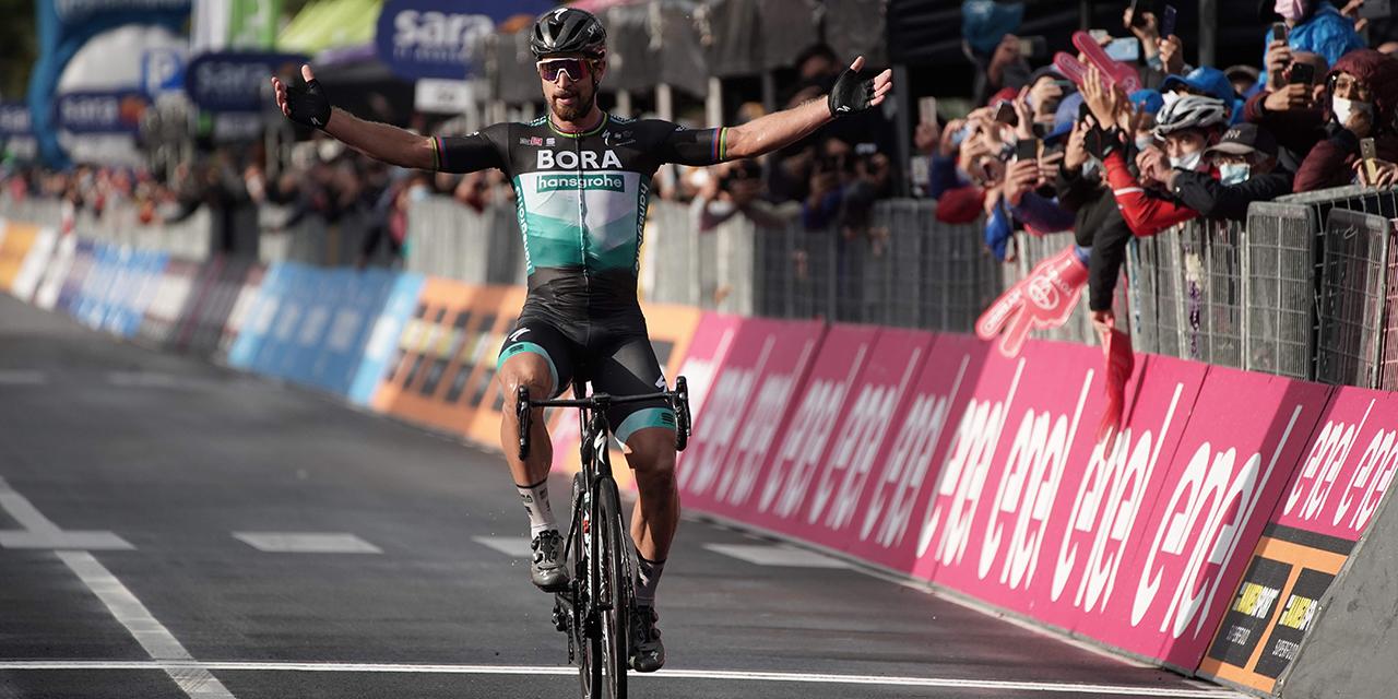 Peter Sagan se lleva la décima etapa