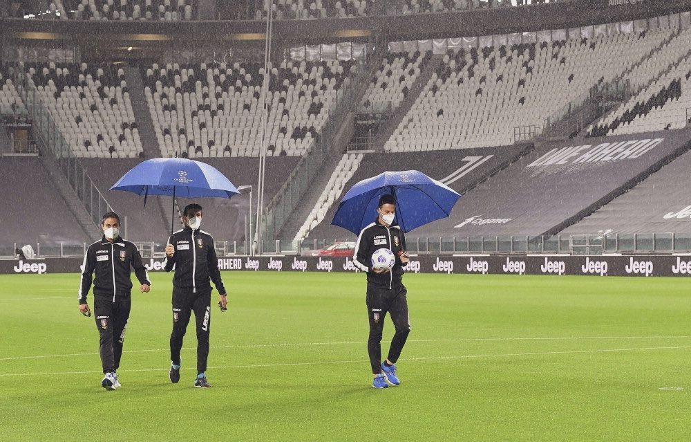Nápoles es penalizado por no jugar con Juventus
