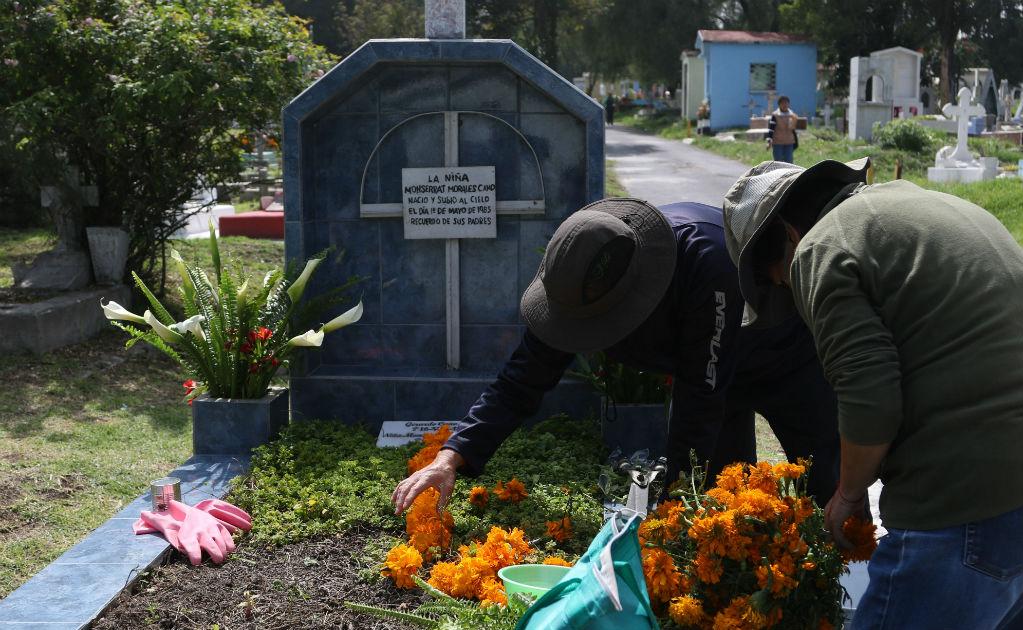 El 1 y 2 de noviembre en Xochimilco cerrarán panteones
