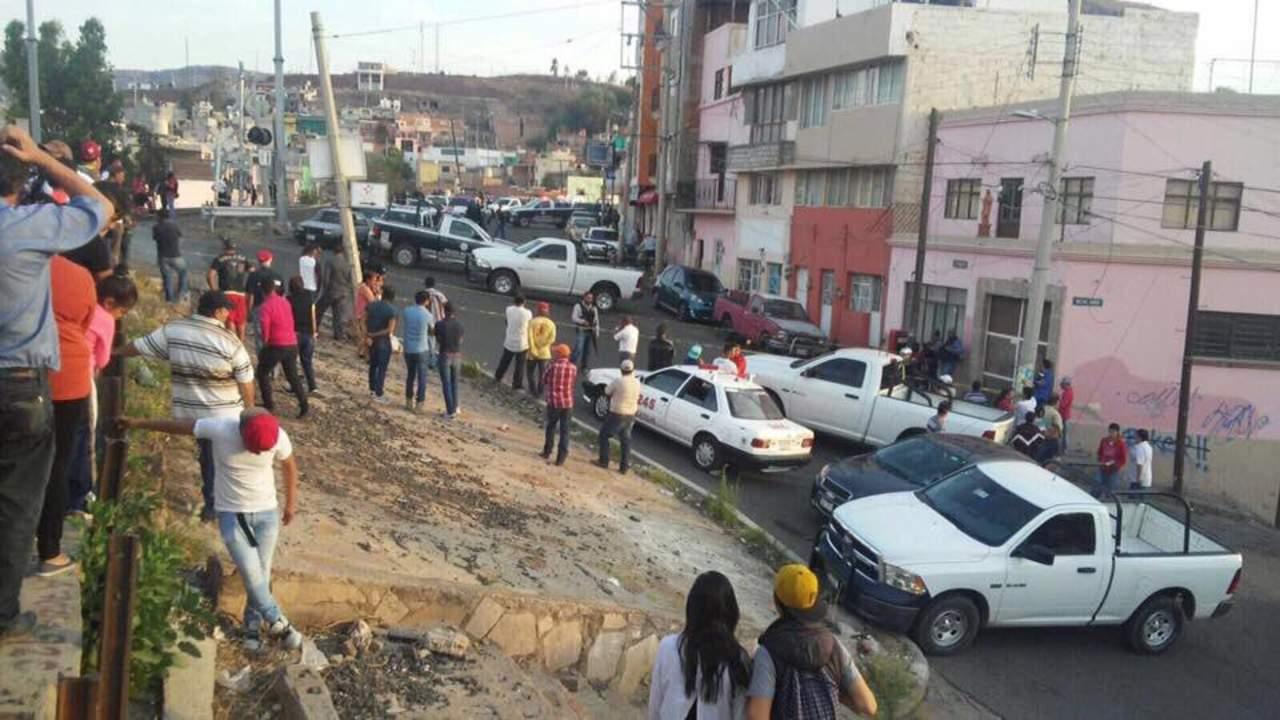 En Zacatecas, la violencia criminal azota