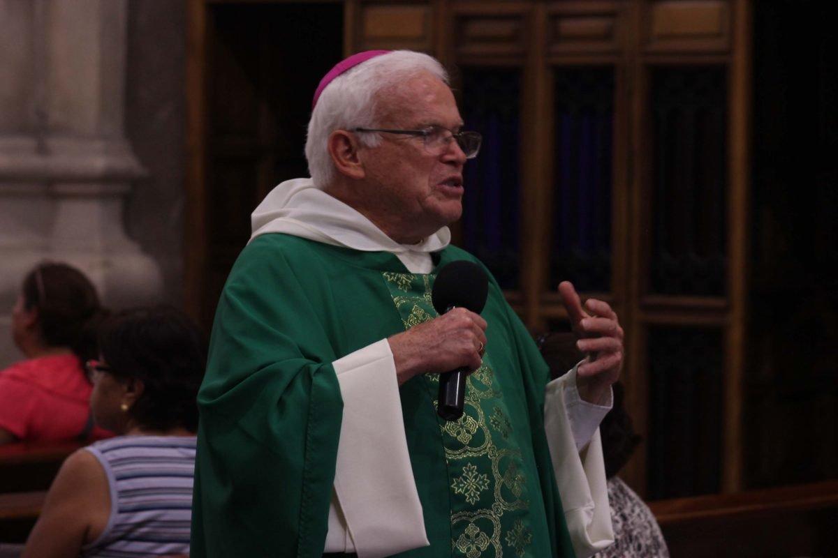 Raúl Vera López, obispo de Saltillo, da positivo a COVID-19