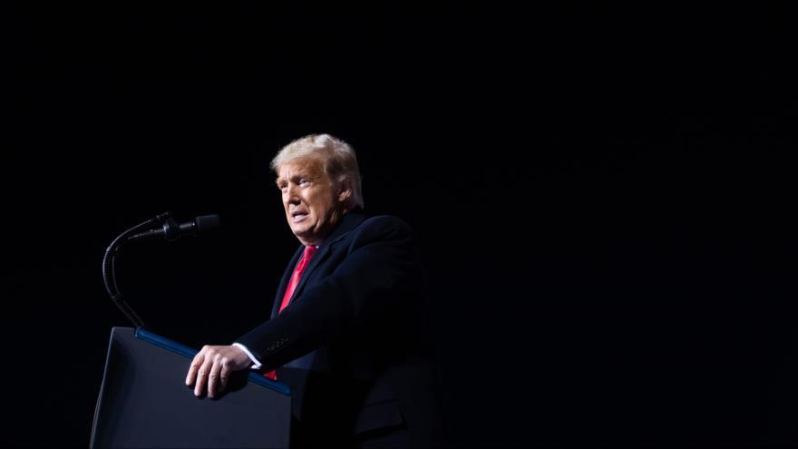Twitter suspende tempralmete la cuenta de la campaña electoral de Trump